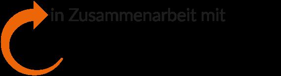 """Logo vom Partner """"Mut zum Wechseln"""""""